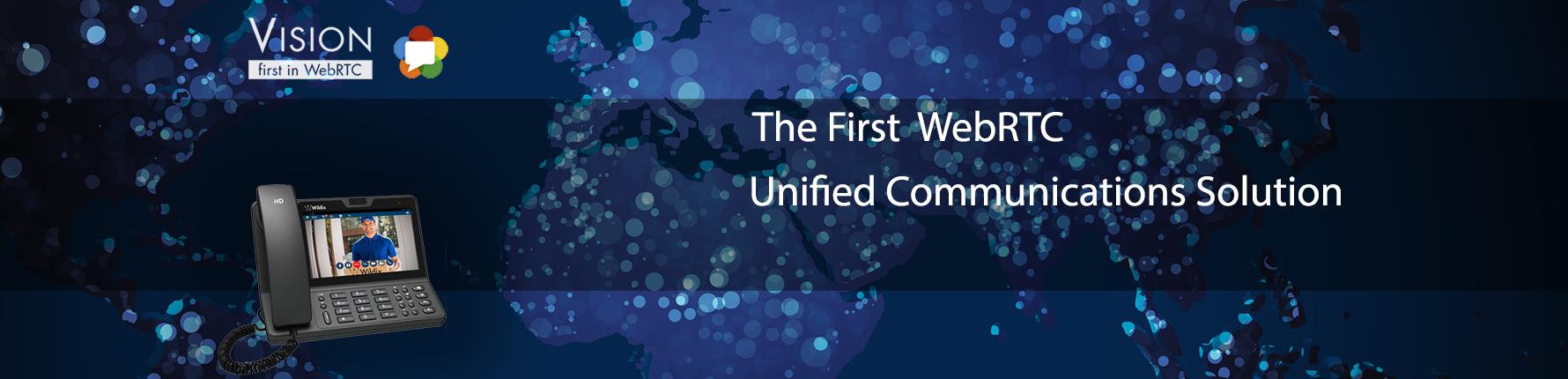The First WebRTC
